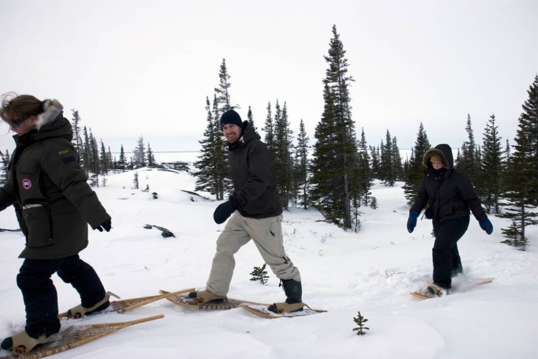 Snow Shoeing - Frontiers North-1